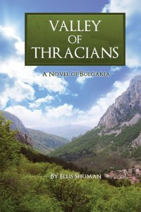 Valley of Thracians book cover