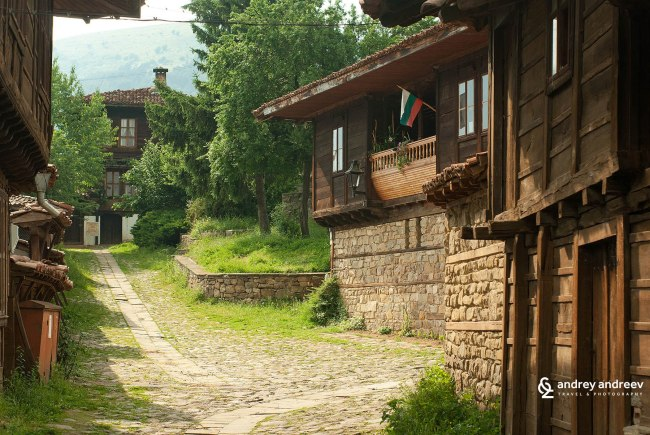 Old Town of Kotel in Bulgaria