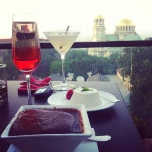 Toasting & Celebrating in Sofia