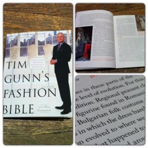 Bulgarian folk costume in Tim Gunn's Fashion Bible