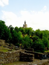 Tsarevets- The Medieval Castle & Capital of Bulgaria