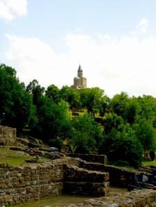 Tsarevets- The Medieval Castle & Capital of Bulgaria