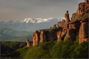 Belogradchik's rocks