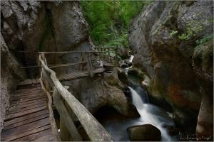 Iablanishka River Gorge