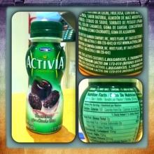 Activia breakfast