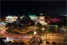 Sofia at night