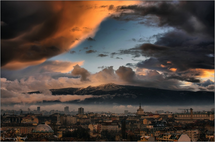 Sofia After the Storm